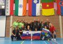 Veteranska nogometna ekipa IPA kluba Ljubljana odlična tretja