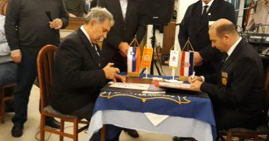 IPA Gorenjska podpisala listino o sodelovanju z IPA Istro
