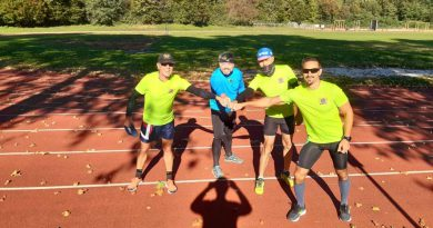 Člani IPA kluba Ljubljana na Virtualnem Istrskem maratonu